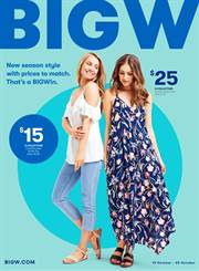 Catalogues with BIG W offers in Sydney NSW
