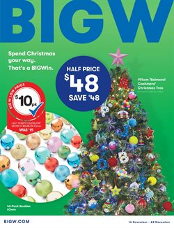 Offers from BIG W in the Sydney NSW catalogue