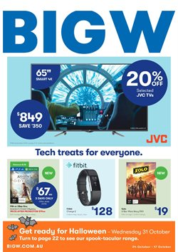 Department Stores offers in the BIG W catalogue in Sydney NSW