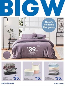 Offers from BIG W in the Baldivis WA catalogue
