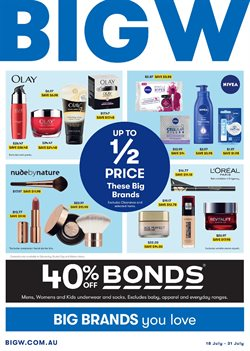 e9565693b Offers from BIG W in the Melbourne VIC catalogue