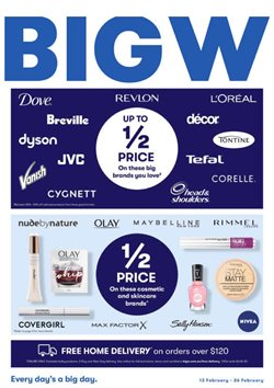 BIG W catalogue ( 7 days left )