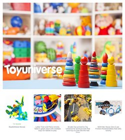 Kids, Toys & Babies offers in the Toy Universe catalogue in Sydney NSW