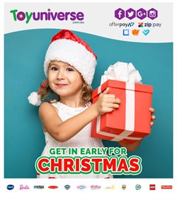 Kids, Toys & Babies offers in the Toy Universe catalogue in Sydney NSW ( 28 days left )