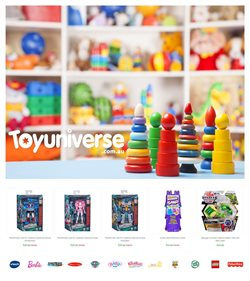 Kids, Toys & Babies offers in the Toy Universe catalogue ( 12 days left )