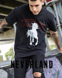 Clothing, Shoes & Accessories specials in the Neverland Store catalogue ( 5 days left)