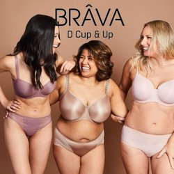 Brava Lingerie specials in the Brava Lingerie catalogue ( More than one month)