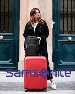 Samsonite catalogue ( 4 days left )