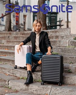 Samsonite catalogue ( Published today )