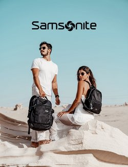 Clothing, Shoes & Accessories specials in the Samsonite catalogue ( Expires today)