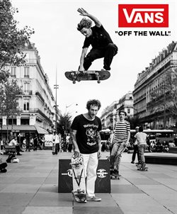 Offers from Vans in the Sydney NSW catalogue