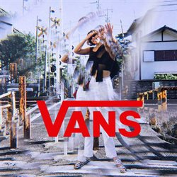 Vans catalogue ( More than one month )