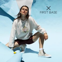 First Base catalogue ( Expires today )