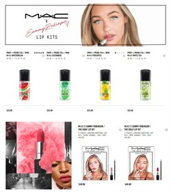 Offers from Mac Cosmetics in the Sydney NSW catalogue