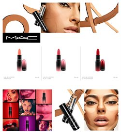 Offers from Mac Cosmetics in the Newcastle NSW catalogue