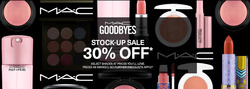 Mac Cosmetics coupon ( 22 days left )