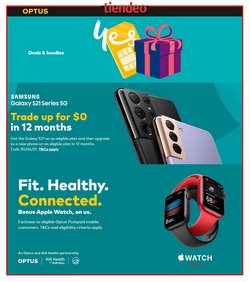 Optus specials in the Optus catalogue ( Expired)