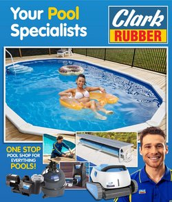 Clark Rubber specials in the Clark Rubber catalogue ( Expired)