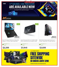 Easter specials in the JW Computers catalogue ( 13 days left)