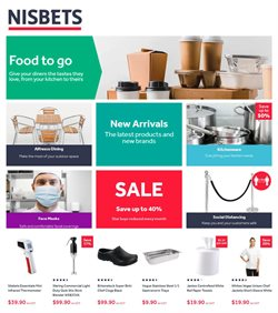 Nisbets catalogue ( Expired )