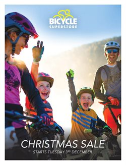 Bicycle Superstore catalogue ( Expired )