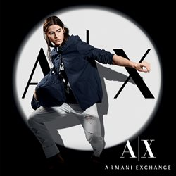 Luxury Brands offers in the Armani Exchange catalogue in Melbourne VIC