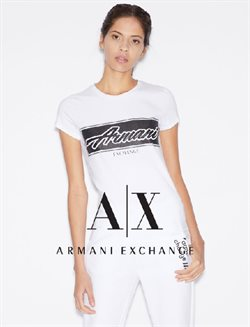 Offers from Armani Exchange in the Sydney NSW catalogue