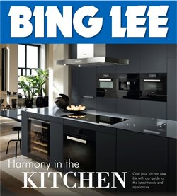 Offers from Bing Lee in the Sydney NSW catalogue