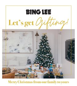 Bing Lee catalogue ( Expired )