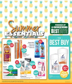 Offers from Pharmacy Best Buys in the Sydney NSW catalogue