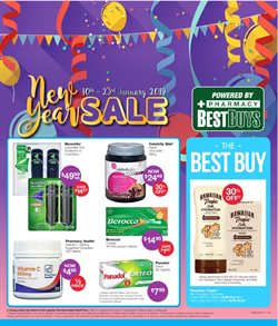Offers from Pharmacy Best Buys in the Melbourne VIC catalogue
