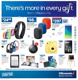 Electronics & Appliances offers in the Officeworks catalogue in Adelaide SA