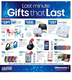 Offers from Officeworks in the Adelaide SA catalogue