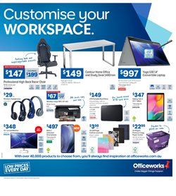 Offers from Officeworks in the Sunshine Coast QLD catalogue