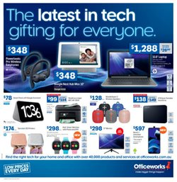 Offers from Officeworks in the Sydney NSW catalogue