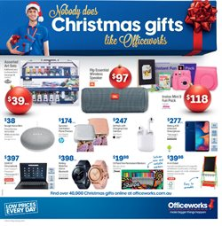 Offers from Officeworks in the Brisbane QLD catalogue
