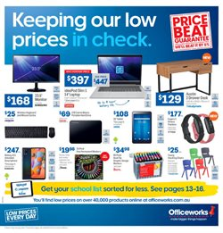 Officeworks catalogue ( Expires today )