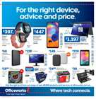 Officeworks catalogue ( 1 day ago )
