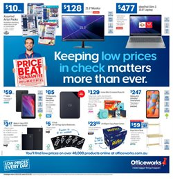 Officeworks catalogue ( 2 days left )