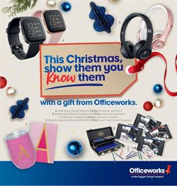 Officeworks catalogue ( 11 days left )