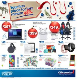 Officeworks catalogue ( Expired )
