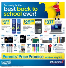 Officeworks catalogue ( 3 days left )