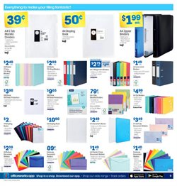 Electronics & Appliances offers in the Officeworks catalogue ( 9 days left )
