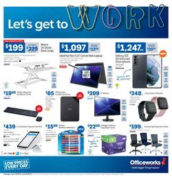 Officeworks catalogue ( Expires tomorrow )