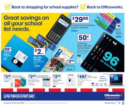 Officeworks specials in the Officeworks catalogue ( 2 days left)