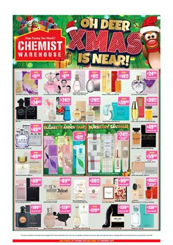 Offers from Chemist Warehouse in the Hobart TAS catalogue