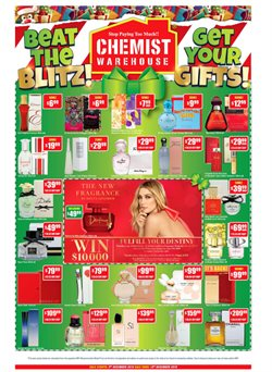 Offers from Chemist Warehouse in the Perth WA catalogue