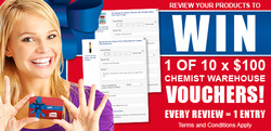 Offers from Chemist Warehouse in the Wollongong NSW catalogue
