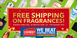 Chemist Warehouse coupon ( 3 days ago )