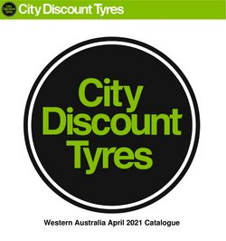 City Discount Tyres catalogue ( 8 days left )